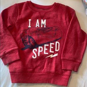 Lightning McQueen pullover